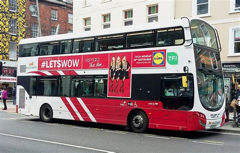 exterion media rolls  bus advertising formats  cork galway  limerick adworldie