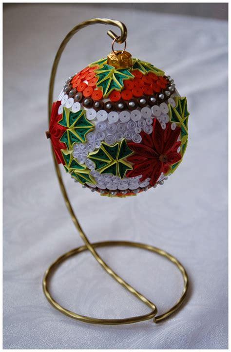 quilling hobby boże narodzenie quilling christmas ideas