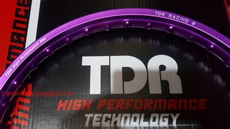 Harga Pelek Tdr daftar harga terbaru velg motor tdr racing harga ban terbaru