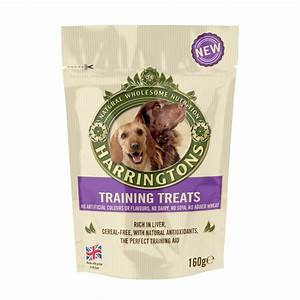 Buy Harringtons Dog Training Treats 160gm pack