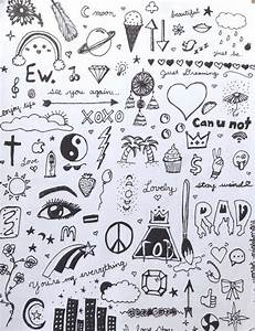 Little And Easy Doodles When You Are Bored  I Also Like