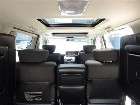 Nissan Elgrand Backgrounds by 2005 Nissan Elgrand E51 Pictures Information And