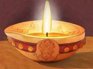 3 Ways to Decorate a Diya - wikiHow