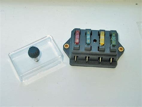 Great British Cars Fuse Box Replacement Electrical