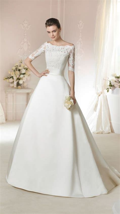 Boat Neck Wedding Dress Lace by 25 Best Ideas About Boat Neck Dress On Boat