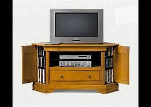 Meuble Angle Tv : acheter votre meuble tv d 39 angle bas chez simeuble ~ Teatrodelosmanantiales.com Idées de Décoration