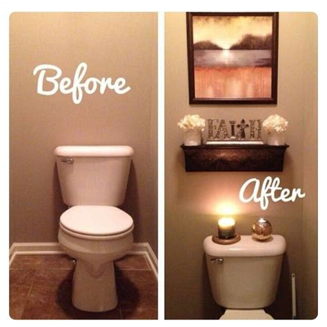 Wall Decor For Small Bathroom by Best 25 Half Bath Decor Ideas On Half