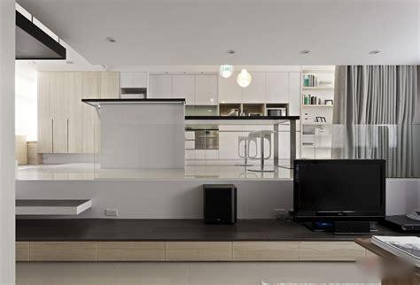 modern small apartment  open plan  loft bedroom idesignarch interior design