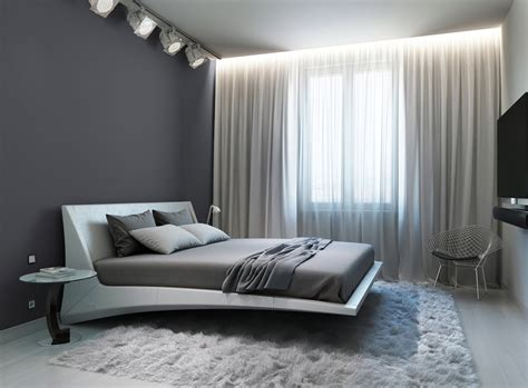Wall Unit Designs For Bedroom by Three Apartments With Extra Special Lighting Schemes