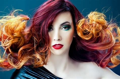 17+ Best Images About Hair-2 Or More Colors On Pinterest