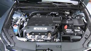 Honda Crosstour 2012 - Engine