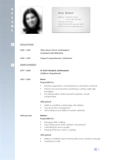 To Find Resume Templates by And How To Find One Career Sle Resume
