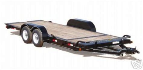 Car Hauler Trailer Plans Flat Bed Pdf Download