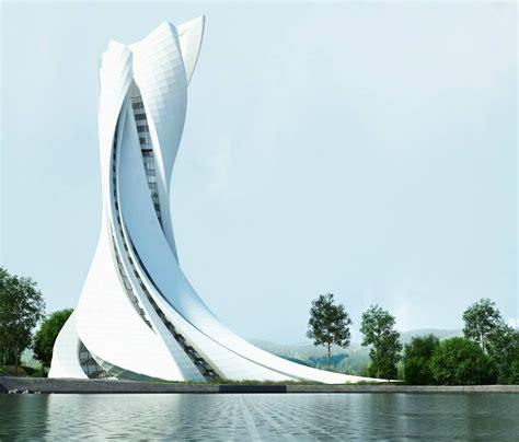 The Most Sensational Futuristic Architecture