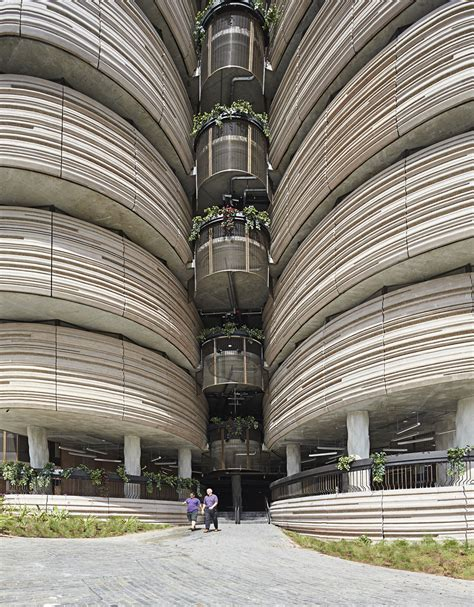 Ntu Learning Hub  Thomas Heatherwick Ssphere