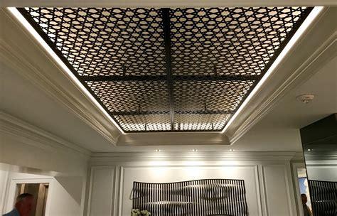 intercontinental hotel standard sheet metal