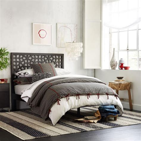 west elm bedroom 20 contemporary headboard ideas for the modern bedroom