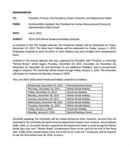 Payroll Template Excel Memo Template 7 Documents In Pdf Sle Templates
