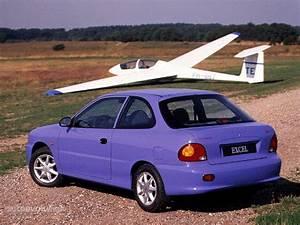 Hyundai Excel 3 Doors Specs  U0026 Photos - 1994  1995  1996  1997  1998