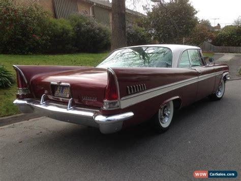 Chrysler 392 Hemi by 1957 Chrysler New Yorker Coupe 392 Hemi Survivor For