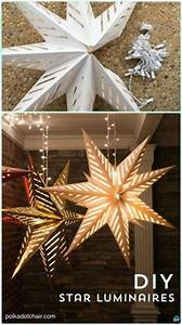 pleted 32 point paper star Made from Pattern 32PTS 1