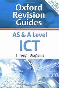 As And A Level Ict Through Diagrams Oxford Revision Guides
