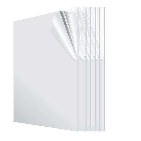 48 in x 96 in x 1 8 in acrylic sheet mc 100 the home