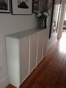 Ikea Hacks Flur : ikea billy bookcases for hallway shoe storage topped with marble ikea pinterest inredning ~ Orissabook.com Haus und Dekorationen