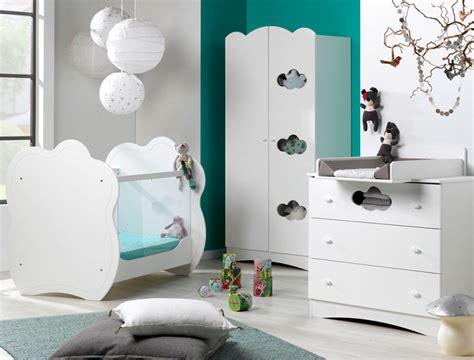 chambre bébé blanc plexiglas altéa chambre