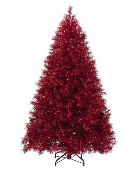 candy apple red christmas tree treetopia