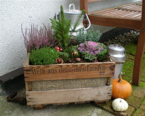 Herbst Garten Dekoration by Deko Deko Balkon Und Hauseingang Ideen Herbst