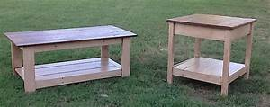 Sets of furniture rustic junktion for Cream coffee table set