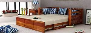 Beds - Buy Wooden Bed Online in India @ Upto 60% Off