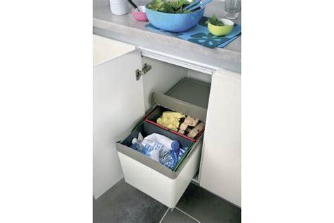 poubelle cuisine ouverture automatique poubelle 2 bacs ouverture automatique accessoires de cuisine