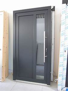 Ral 7016 Fenster : kunststoff hauseingangst r ral 7016 grau jetzt ~ Michelbontemps.com Haus und Dekorationen