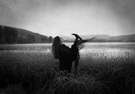 photographer maren klemp captures  dark sides