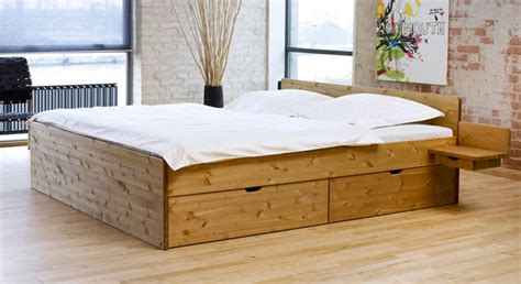 Bett Weiß Mit Schubkästen by Schubkasten Doppelbett Aus Buche Oder Kiefer Bett Norwegen