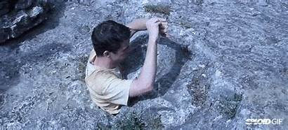Cave Giphy Hole Claustrophobia Claustrofobia Gifs Through