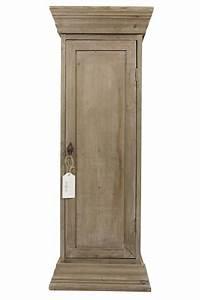 Meuble Bas Bois : meuble bas rangement bois 1 porte ~ Teatrodelosmanantiales.com Idées de Décoration