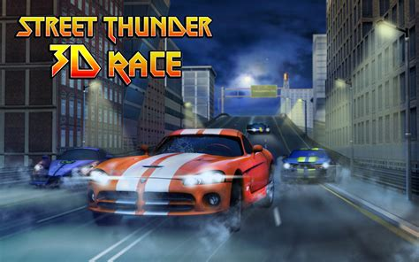 Street Thunder Night Race Android Apps Google Play