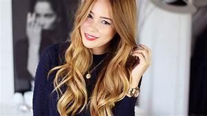 Gutes Haarspray Für Locken : tutorial f r gro e locken mit lockenstab hairbst youtube ~ Frokenaadalensverden.com Haus und Dekorationen