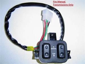 Genuine Mazda Miata Power Window Switch Manual Transmission