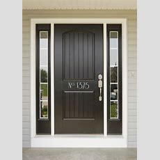 Ps039 Front Door Vectors