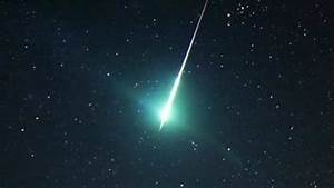 Spectacular Meteor Shower To Light Up Skies This Week