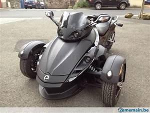 Can Am Spyder A Vendre Particulier : troc echange trikes moto can am spyder ann e 2008 permis b sur france ~ Maxctalentgroup.com Avis de Voitures