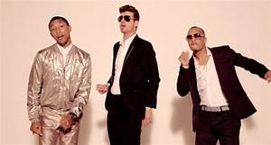 Robin Thicke – Blurred Lines feat. Pharrell & T.I. (VIDEO ...