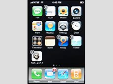 How do I delete custom Apple iPhone icons? Ask Dave Taylor