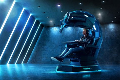 flipboard acer s new 000 predator thronos air is a 715 pound gaming chair that will