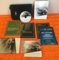 cube   nissan owners owners manual oem ebay