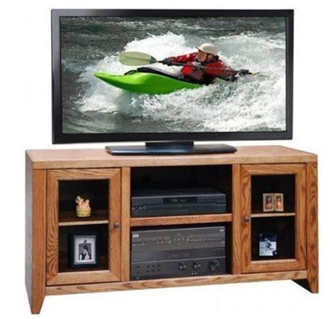 Oak Corner TV Stands for Flat Screen TVs   InfoBarrel